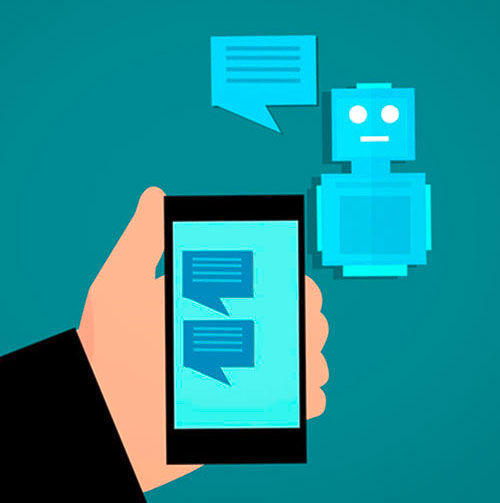 Smartphone Chatbot